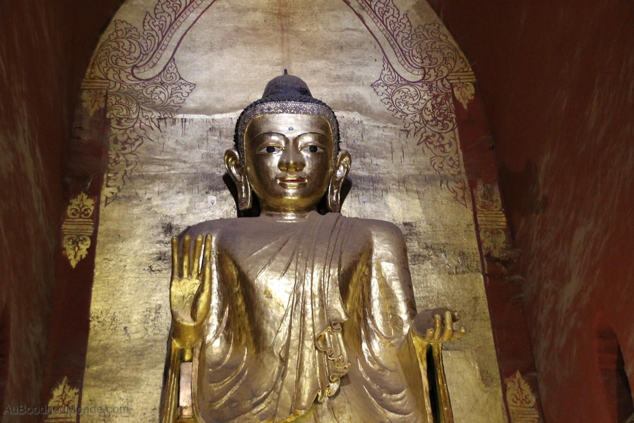 Myanmar - Bagan - Bouddah