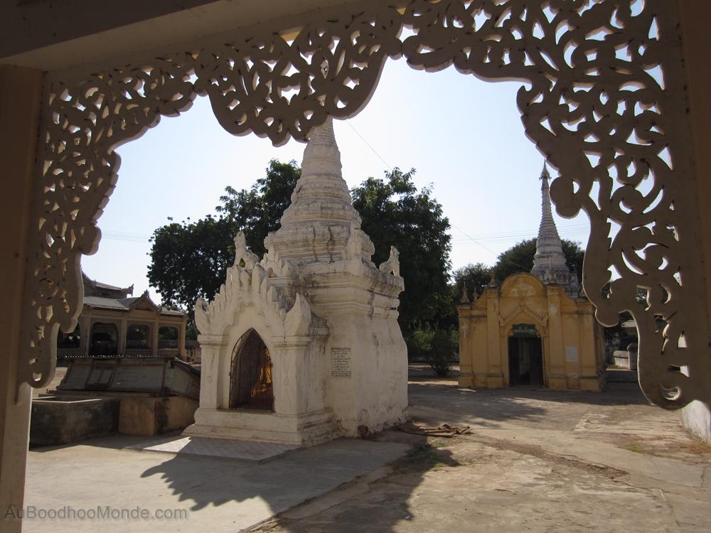 Myanmar - Bagan - Pagode
