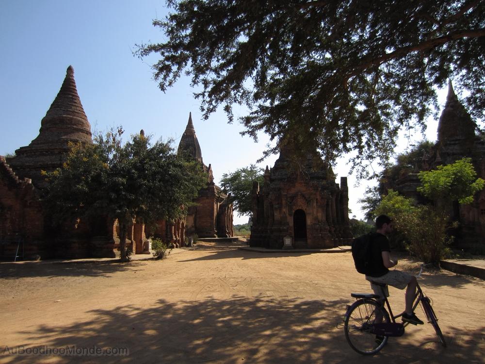Myanmar - Bagan - Temples