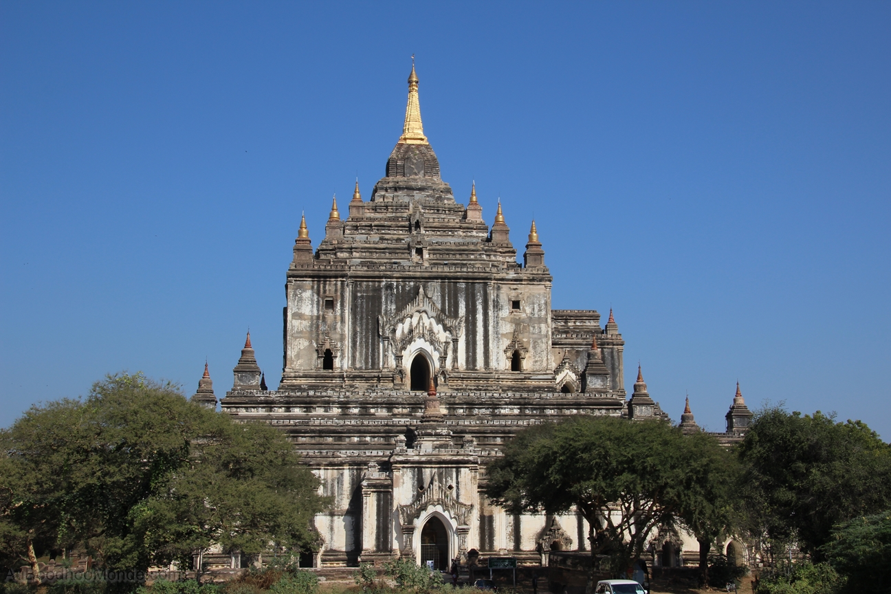 Myanmar - Bagan - That-byin-nyu