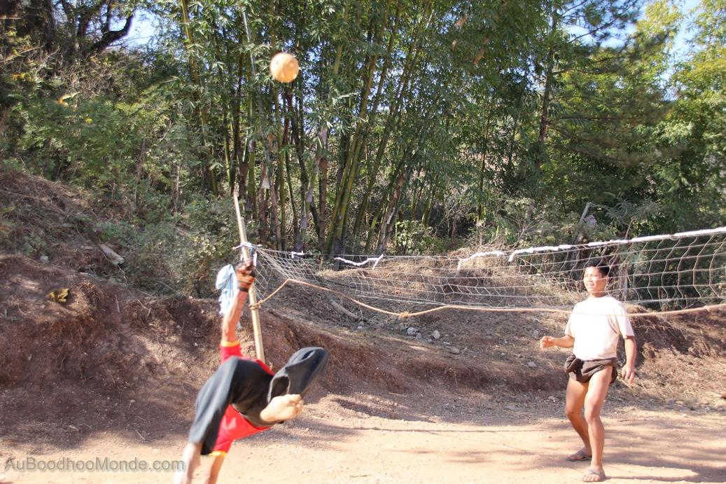 Myanmar - Cane Ball