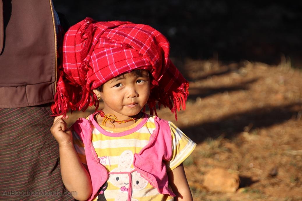 Myanmar - Enfant