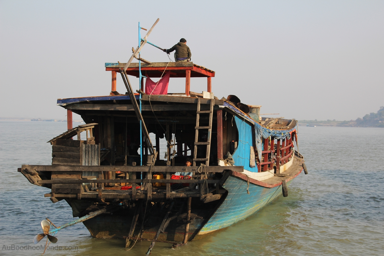 Myanmar - Irrawaddy