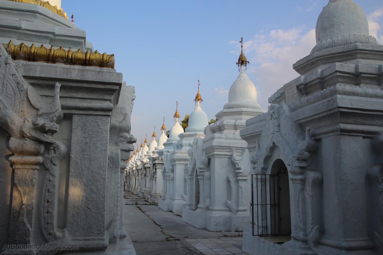 Myanmar - Mandalay - Pagode Kuthodaw