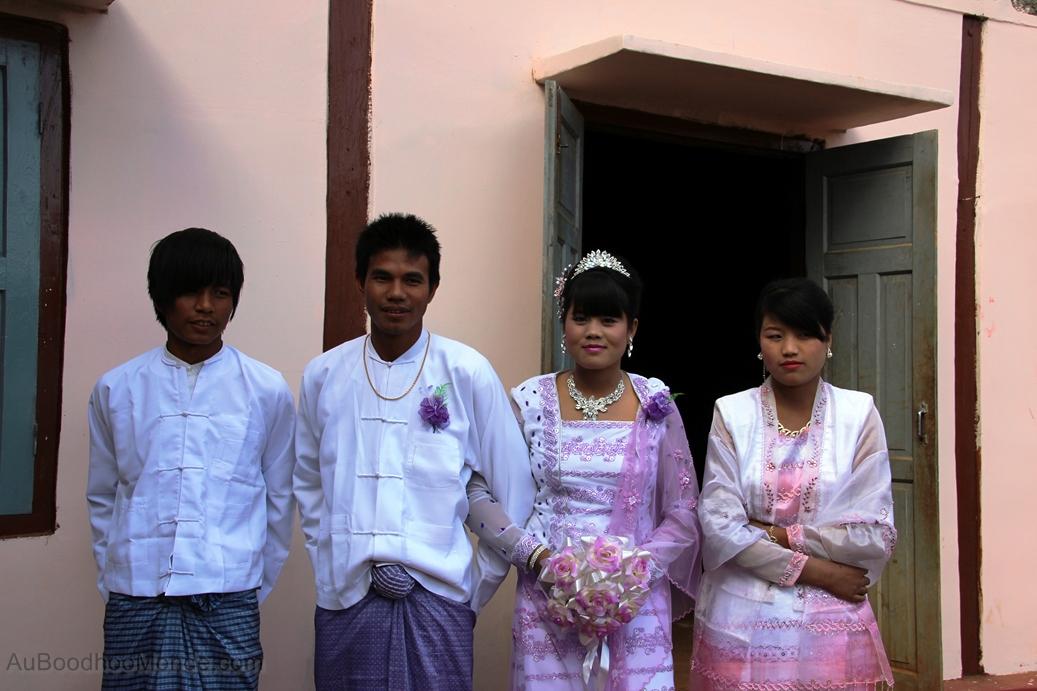 Myanmar - Mariage Birman