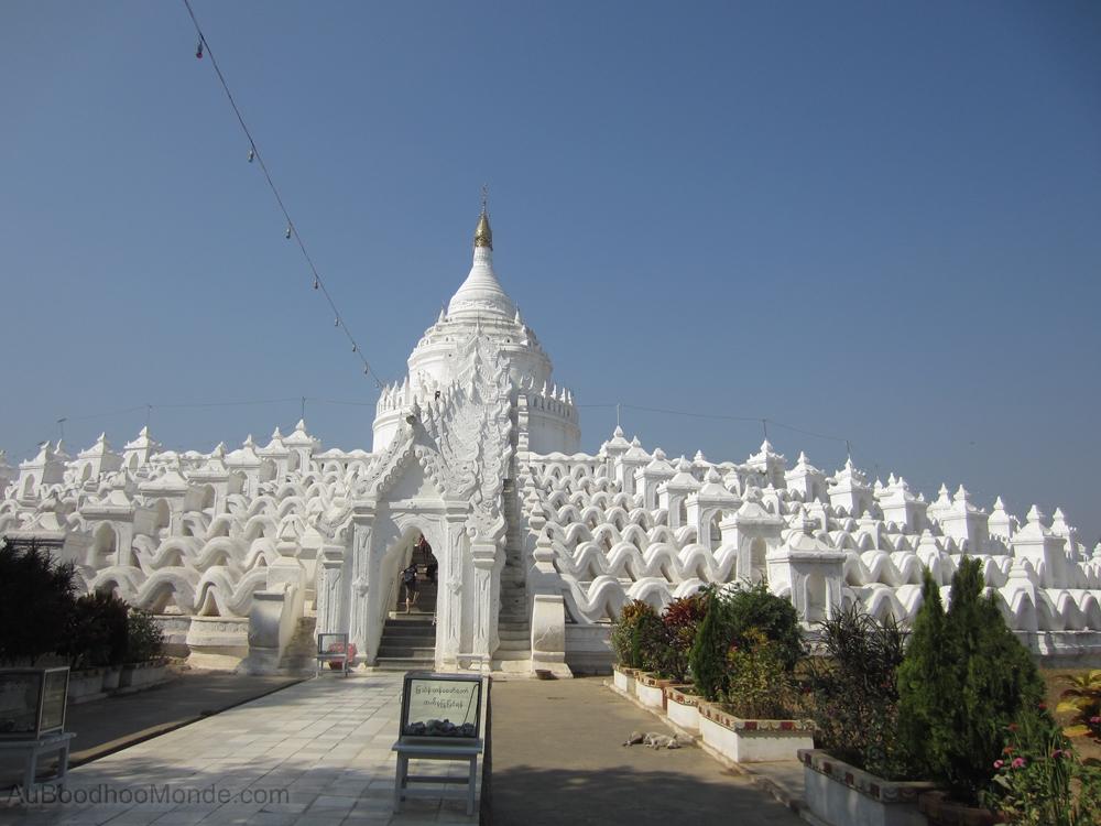 Myanmar - Mingun - Hsinbyume