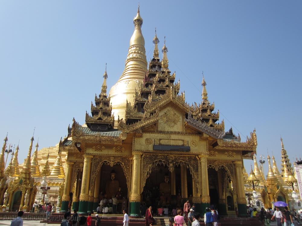 Myanmar - Yangon - Shwedagon