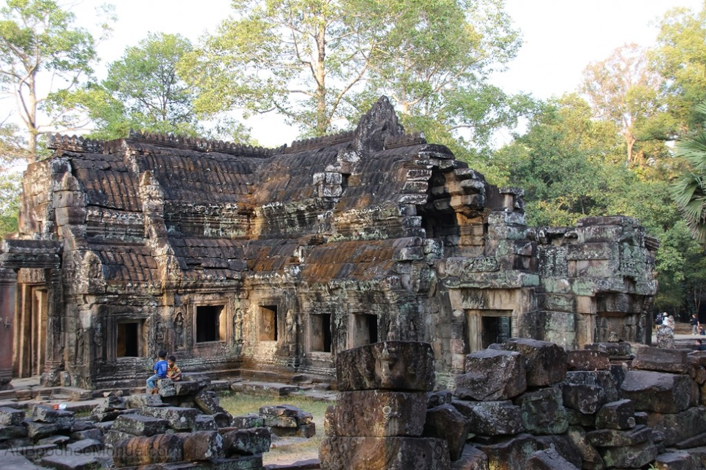 Cambodge - Angkor Bantey Kdei