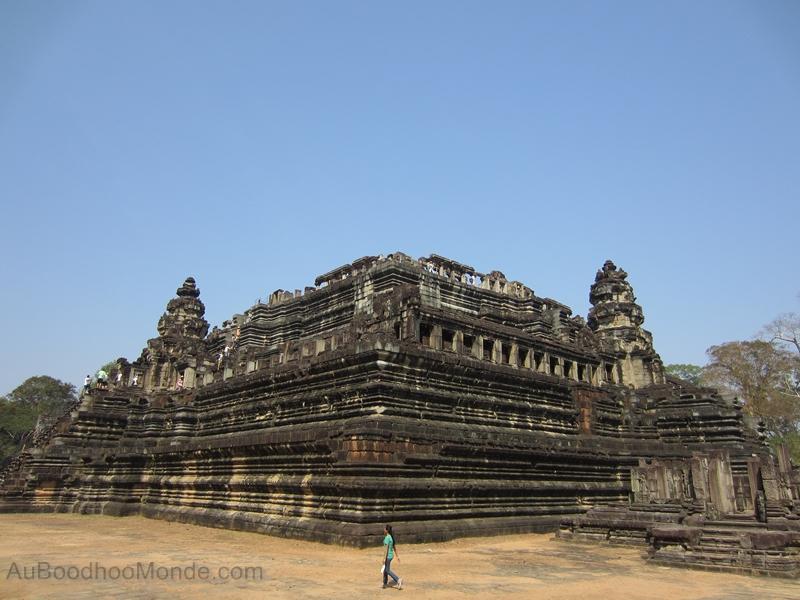 Cambodge - Angkor Baphuon