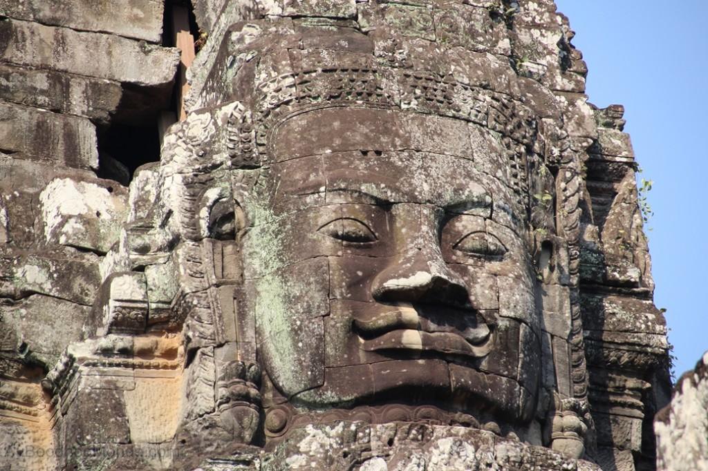 Cambodge - Angkor Bayon Boddhitsava compassion