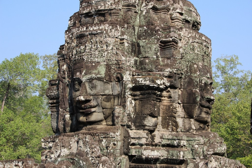 Cambodge - Angkor Bayon tours