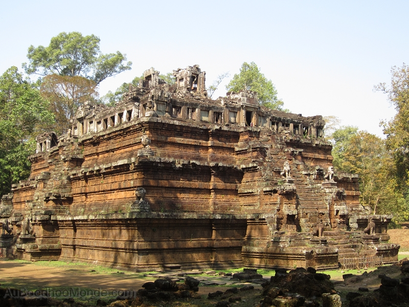 Cambodge - Angkor Phimeanakas
