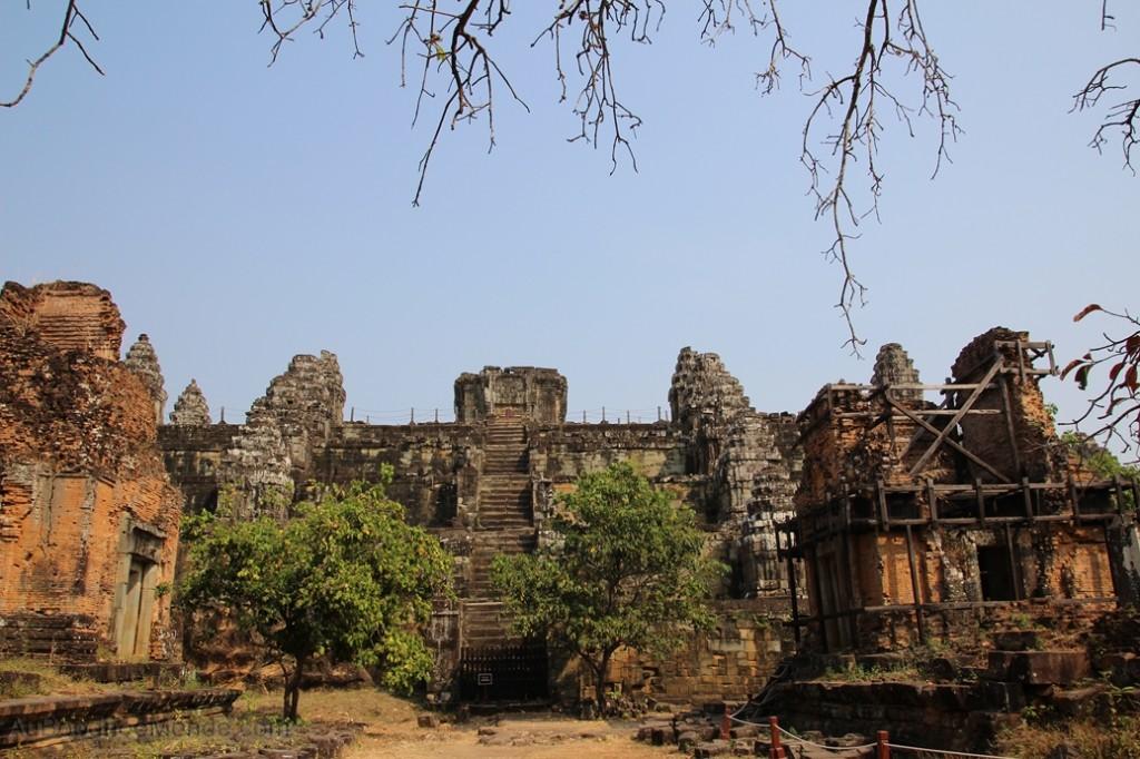 Cambodge - Angkor Phohm Bakheng