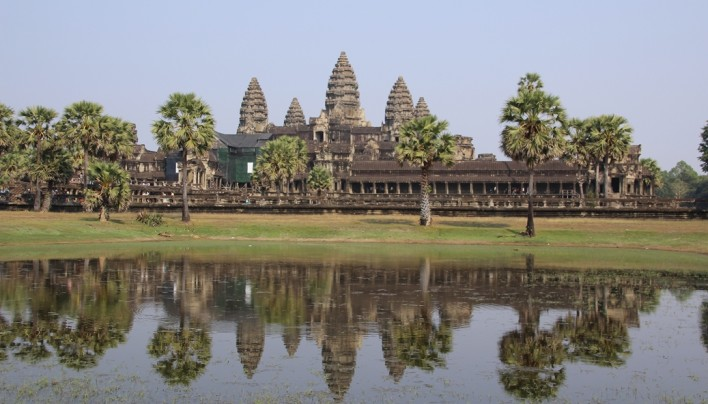 Guide de Visite des temples d'Angkor