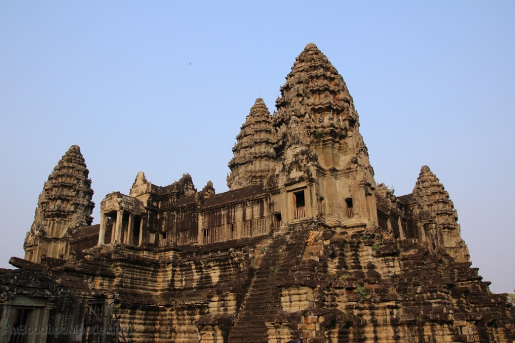 Cambodge - Angkor Wat temple