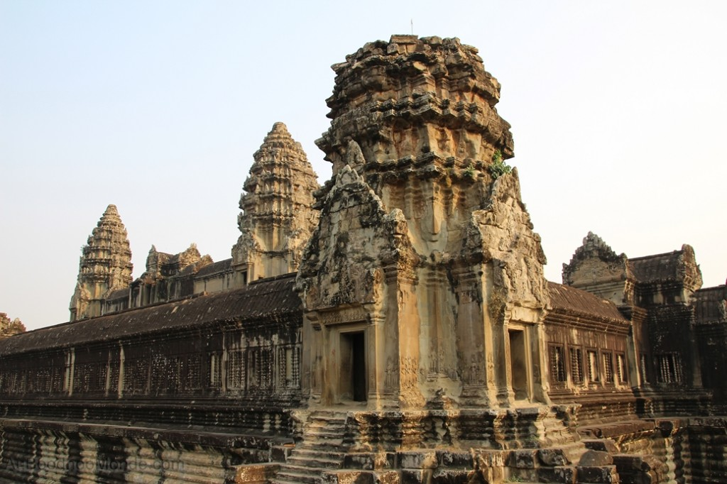 Cambodge - Angkor Wat tours