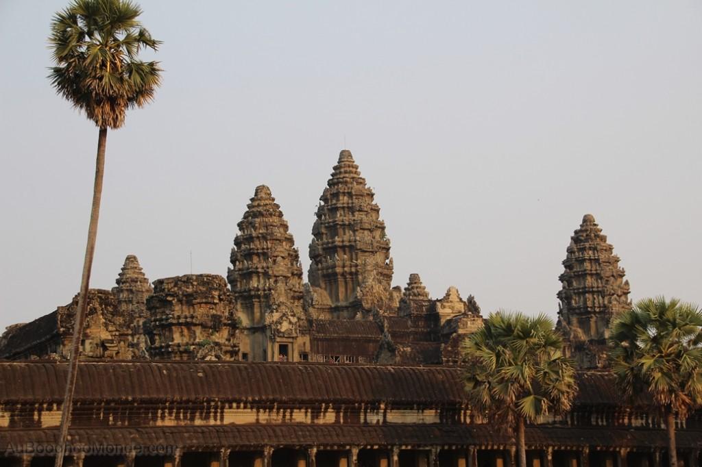 Cambodge - Angkor Wat vue
