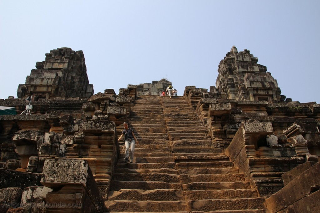 Cambodge - Temple Angkor Ta Keo
