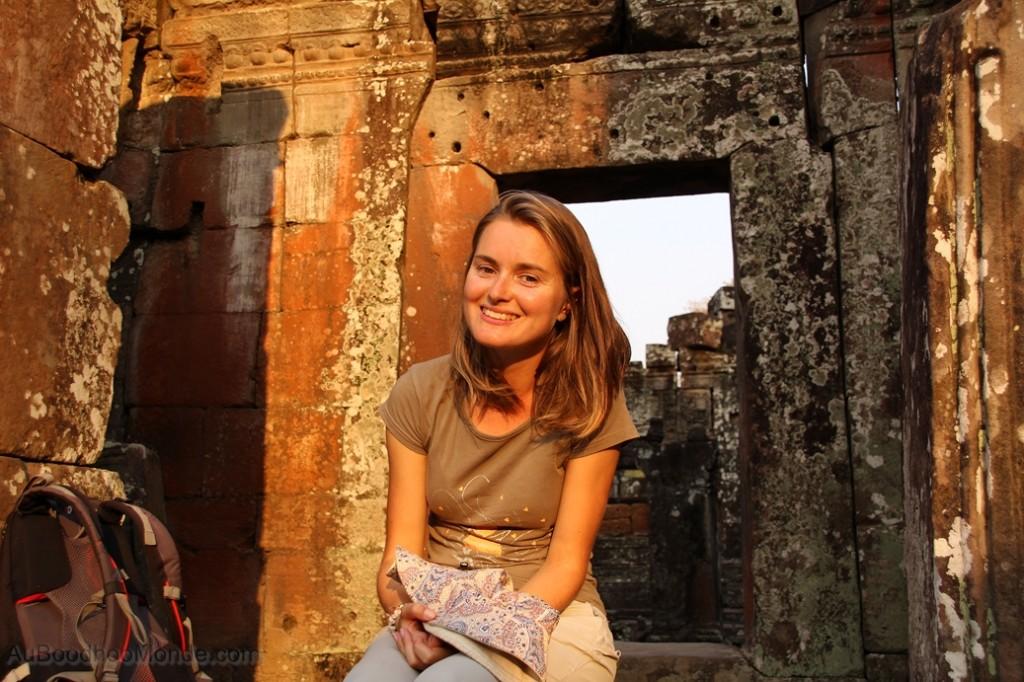 Cambodge - temples Angkor Bantey Kdei