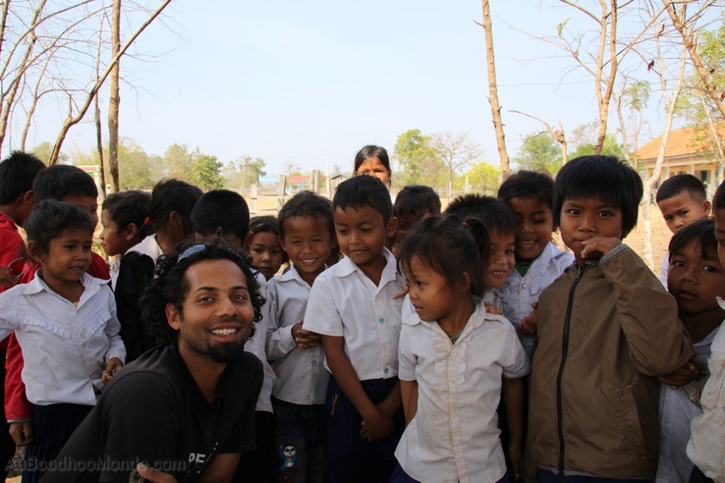 Enfants du Mékong - A l'école