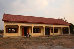 Enfants du Mékong - Salle de Classe