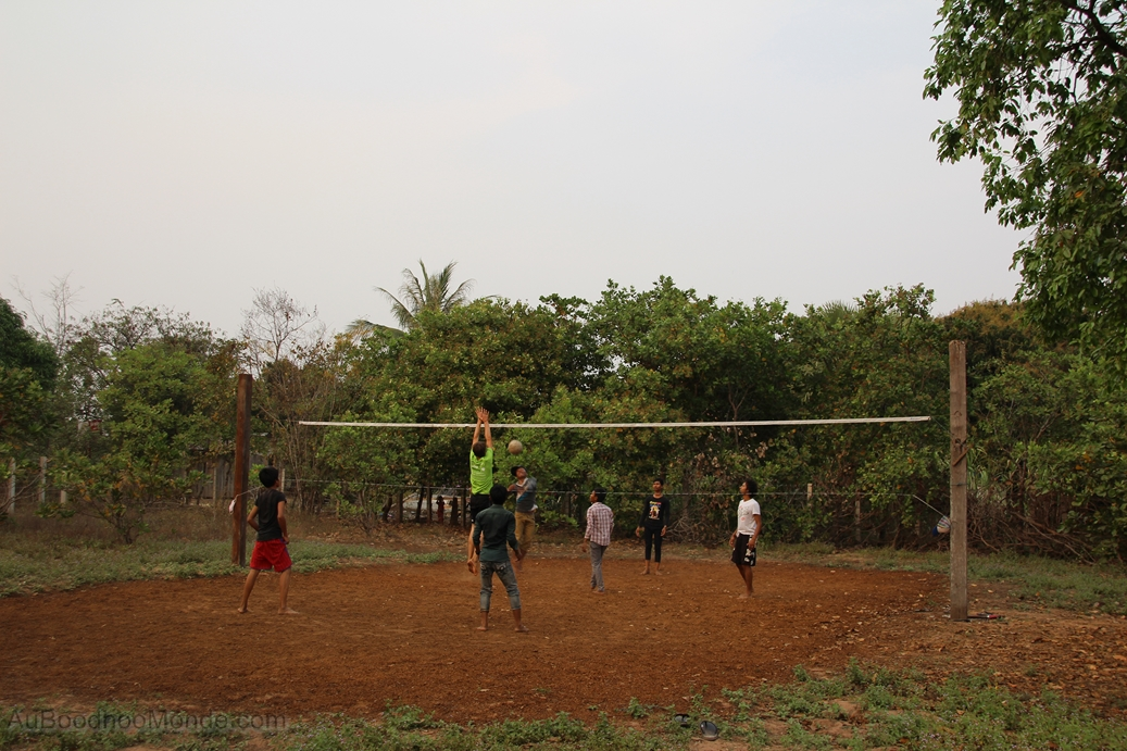 Enfants du Mékong - Volley-ball du dimanche