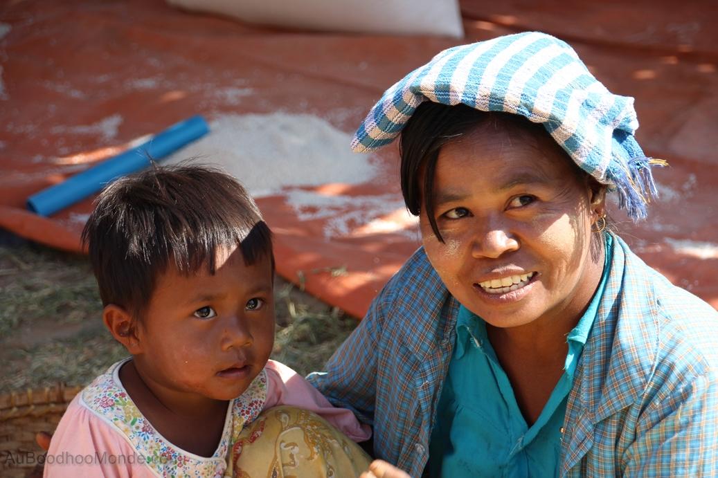 Myanmar - Birmans