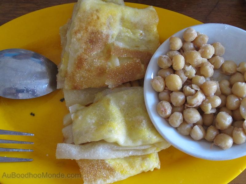Myanmar - Petit dejeuner