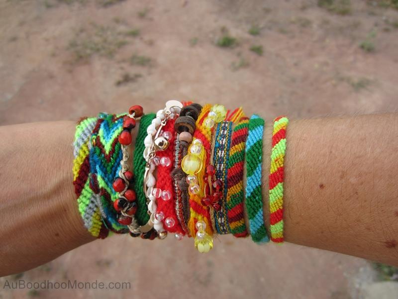 Tour du Monde des bracelets