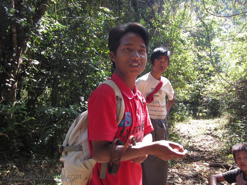 Trek Birmanie - Guide