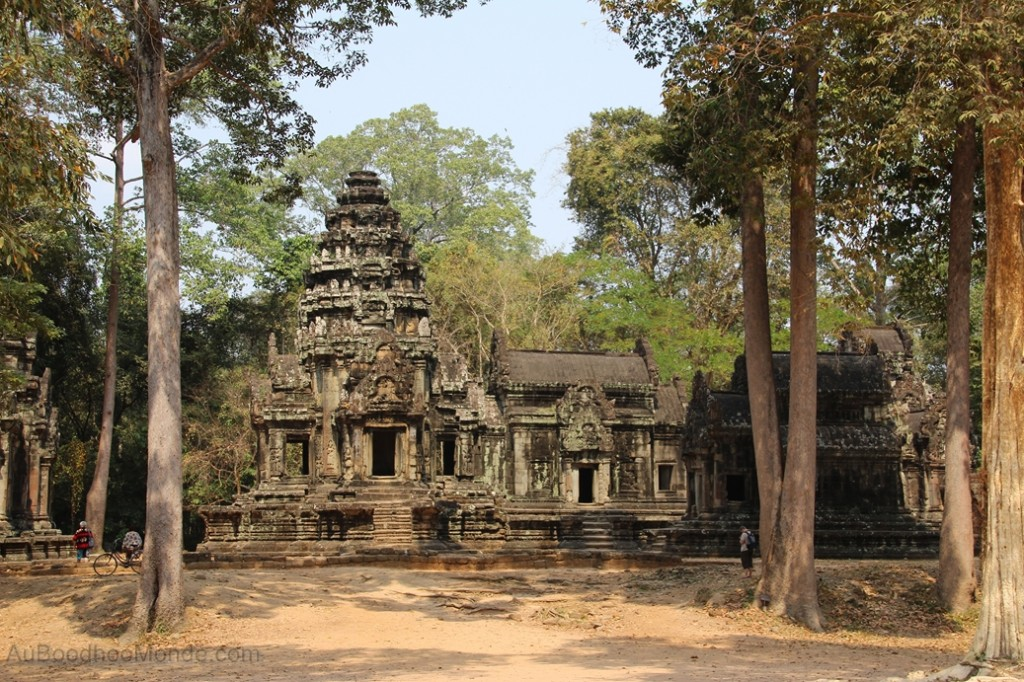 Cambodge Angkor Thomannon