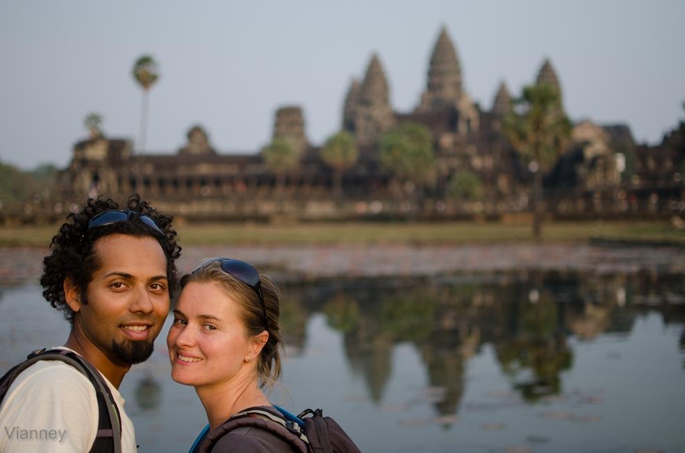 AuBoodhooMonde - Angkor Wat