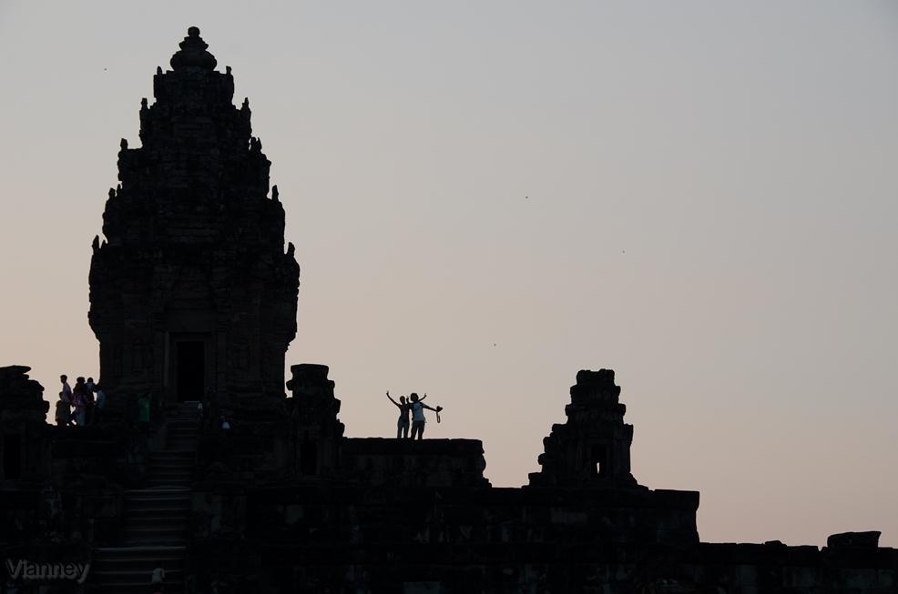 Cambodge - Angkor - Bakong