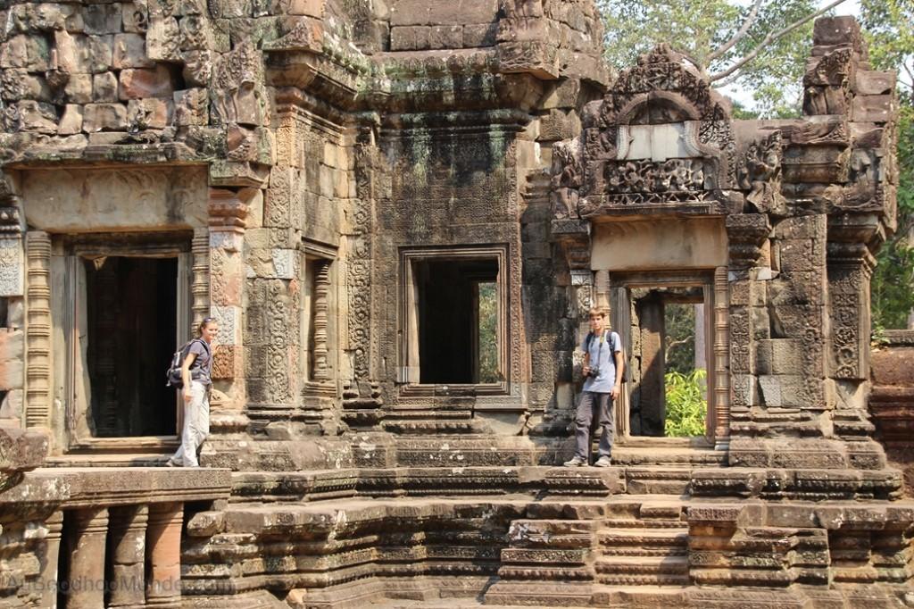 Cambodge Angkor - Chau Say Thevoda