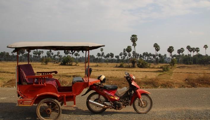 Battambang et Kompong Chhnang