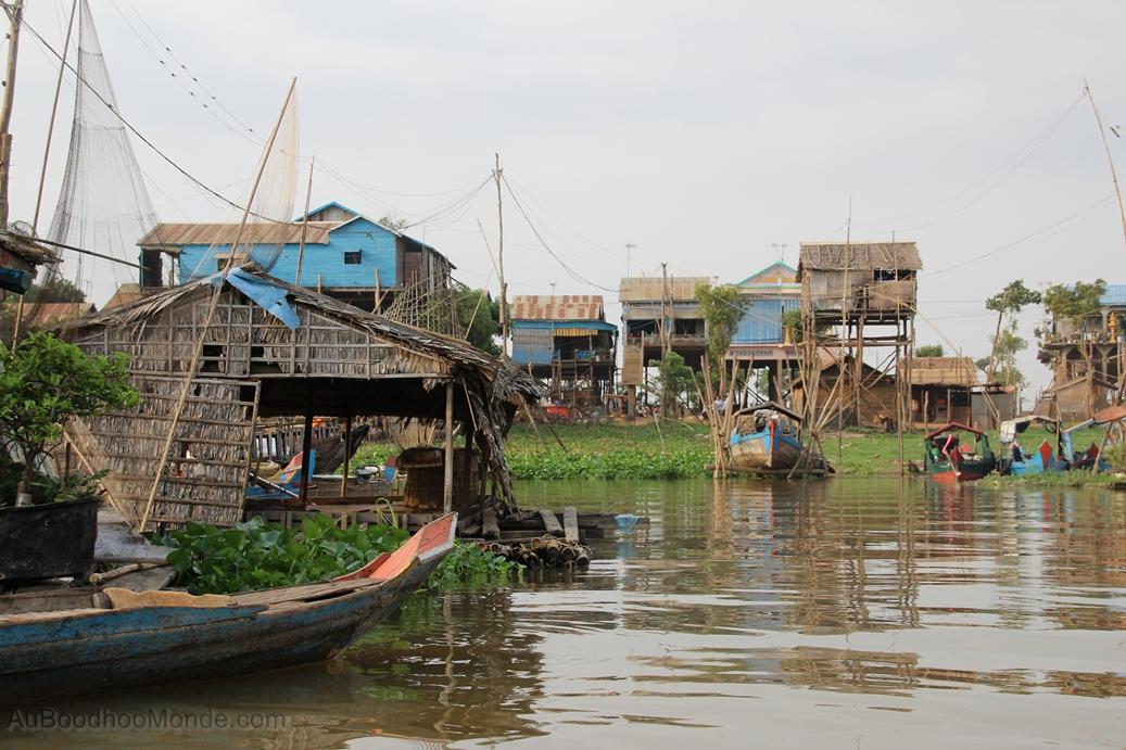 Cambodge - Kompong Chhnang