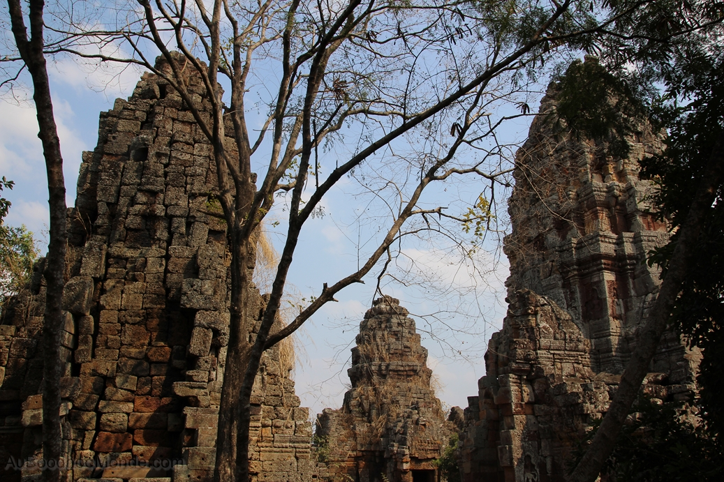 Cambodge - Phnom Banan