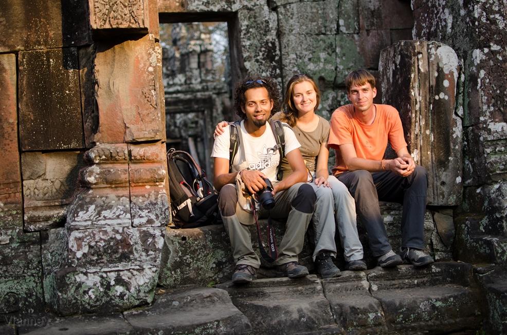 Cambodge Tour du Monde