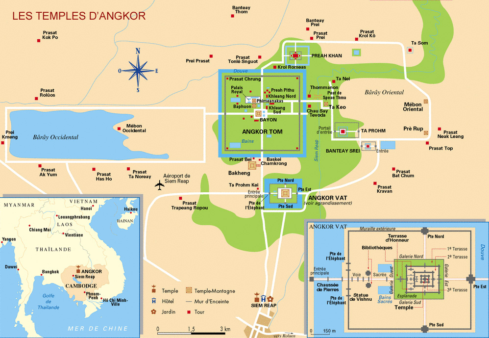 Carte-Map-Angkor