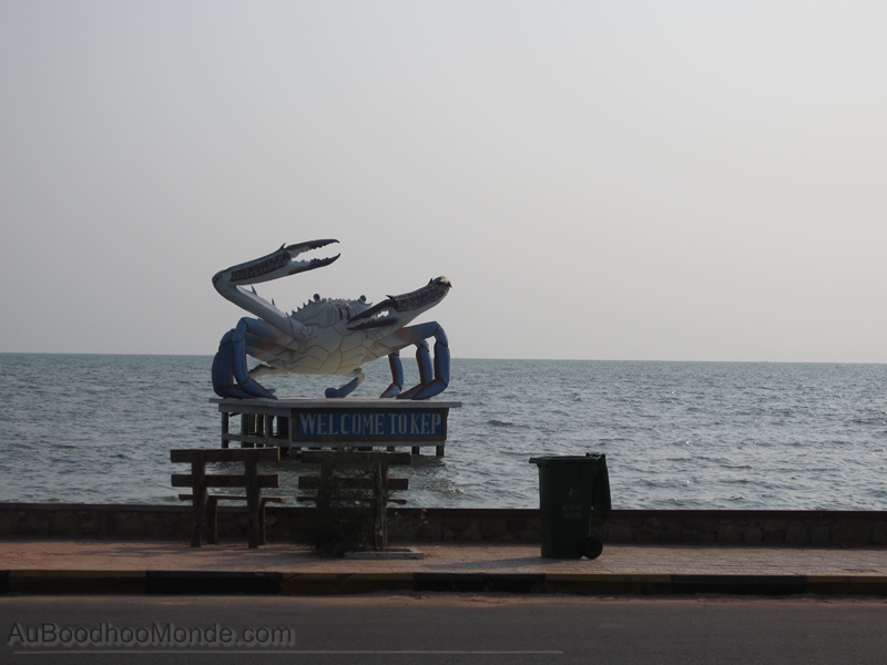 Cambodge - Kep