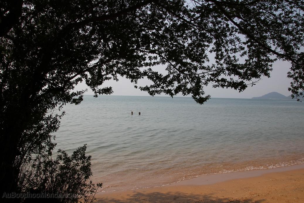 Cambodge - Plage Ile du Lapin