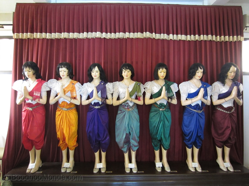 Cambodge - Couleurs mariage