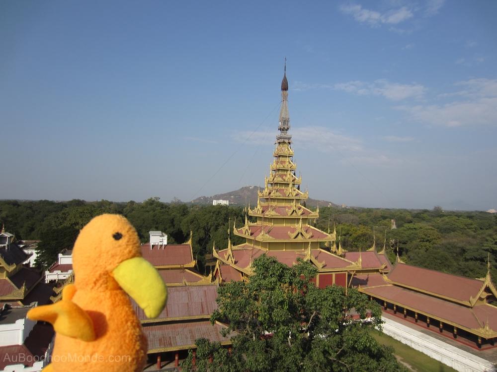 Auboodhoomonde - Dodo Moris - Birmanie Palais Royal