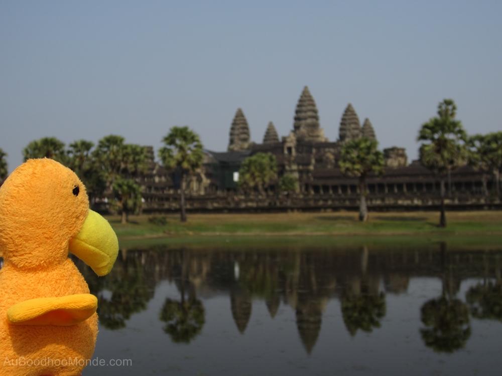 Auboodhoomonde - Dodo Moris - Cambodge Angkor Wat