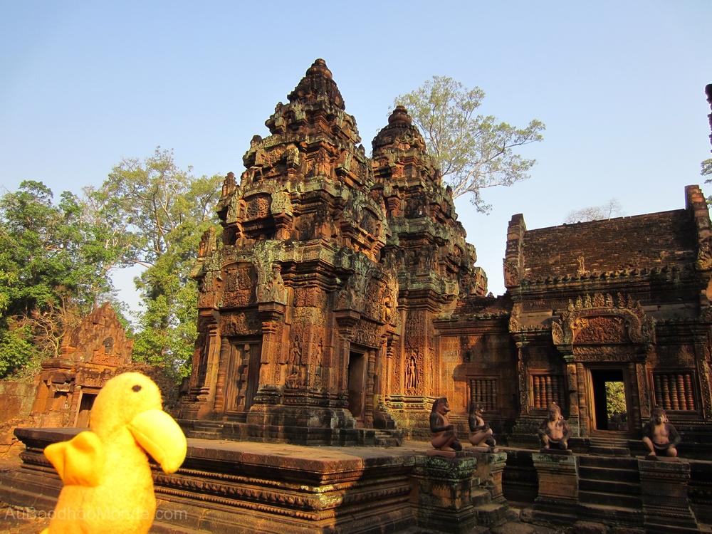 Auboodhoomonde - Dodo Moris - Cambodge Angkor