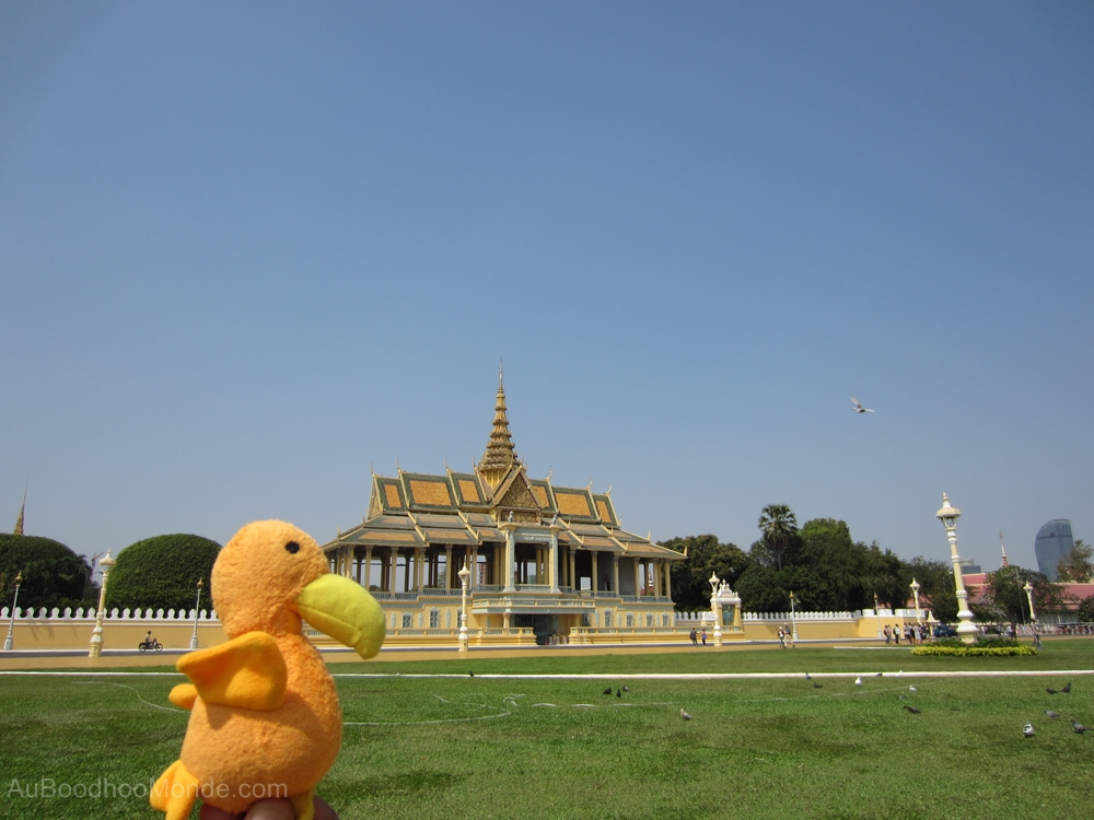 Auboodhoomonde - Dodo Moris - Cambodge Phnom Penh