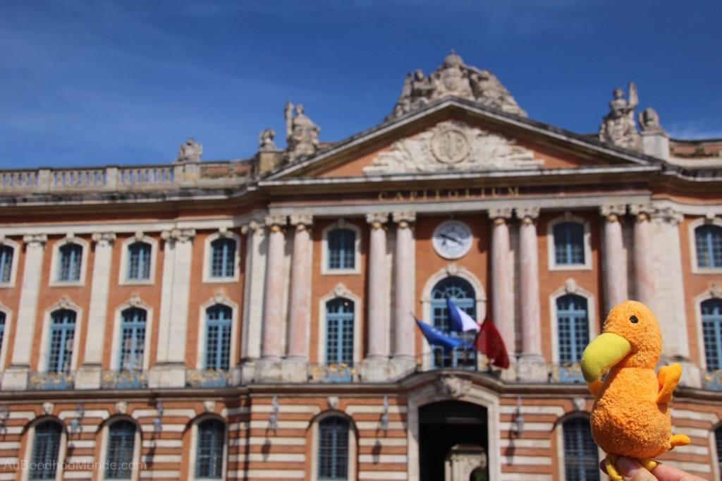 Auboodhoomonde - Dodo Moris - France Toulouse Capitole