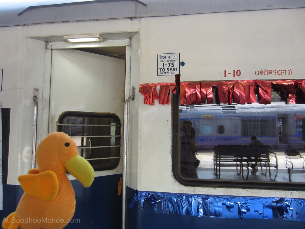 Auboodhoomonde - Dodo Moris - Inde train Bombay to Goa
