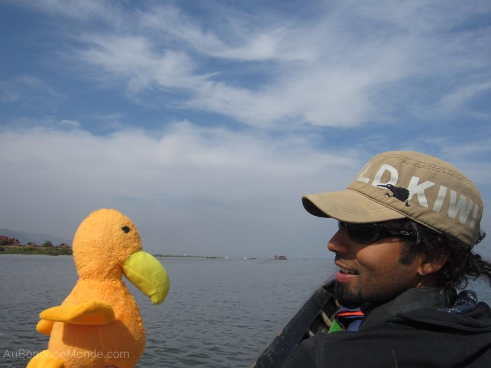 Auboodhoomonde - Dodo Moris - Myanmar Lac Inle