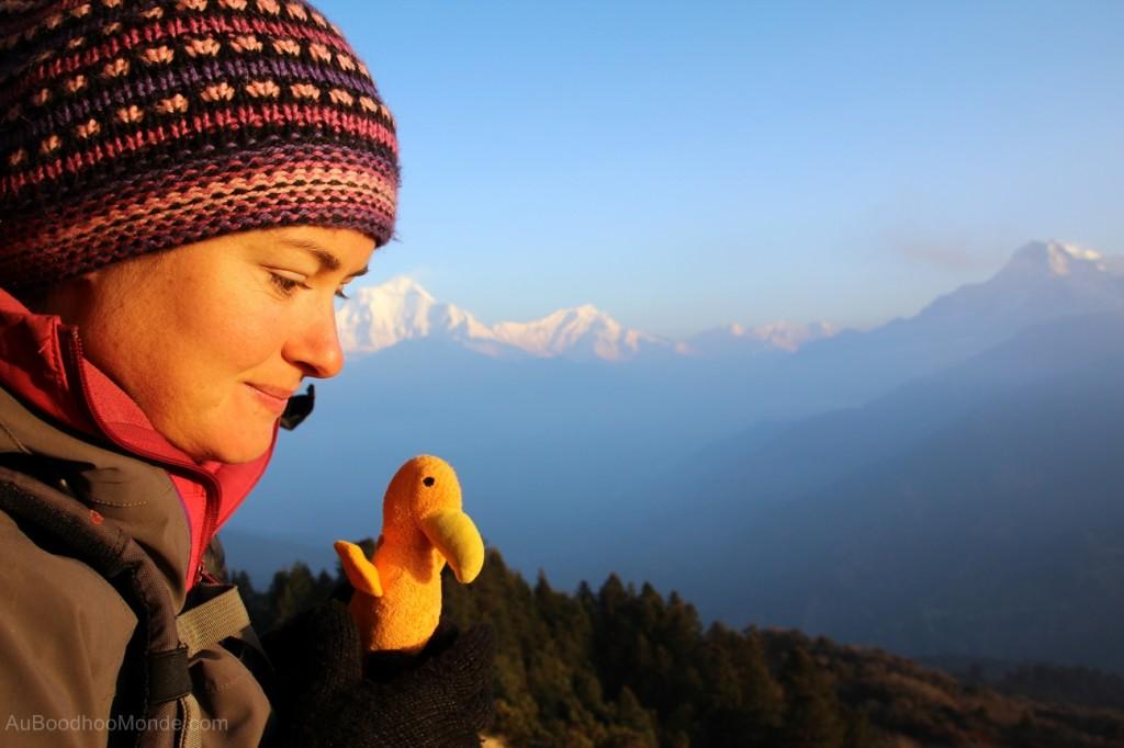 Auboodhoomonde - Dodo Moris - Nepal Trek Poon Hill
